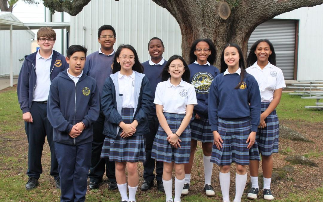 2019-2020 8th Grade Science Fair
