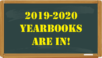 2019-2020 Yearbooks Are In!