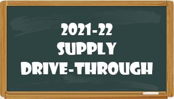2021-22 School Supply Drive-Through