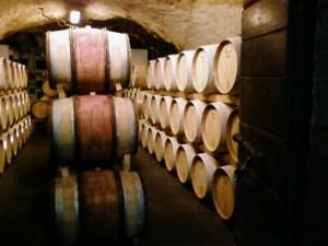 Wine cellar Mamete Prevostini at Crotasc in Mese