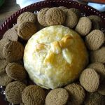 Crusted Baked Brie