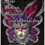 Magic Medieval Masquerade by Jordan Ong to be presented April 9