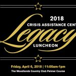 2018 CAC Legacy Luncheon honors community partners