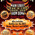Downtown Conroe hosts Showdown & Chili Cook Off on Main Street