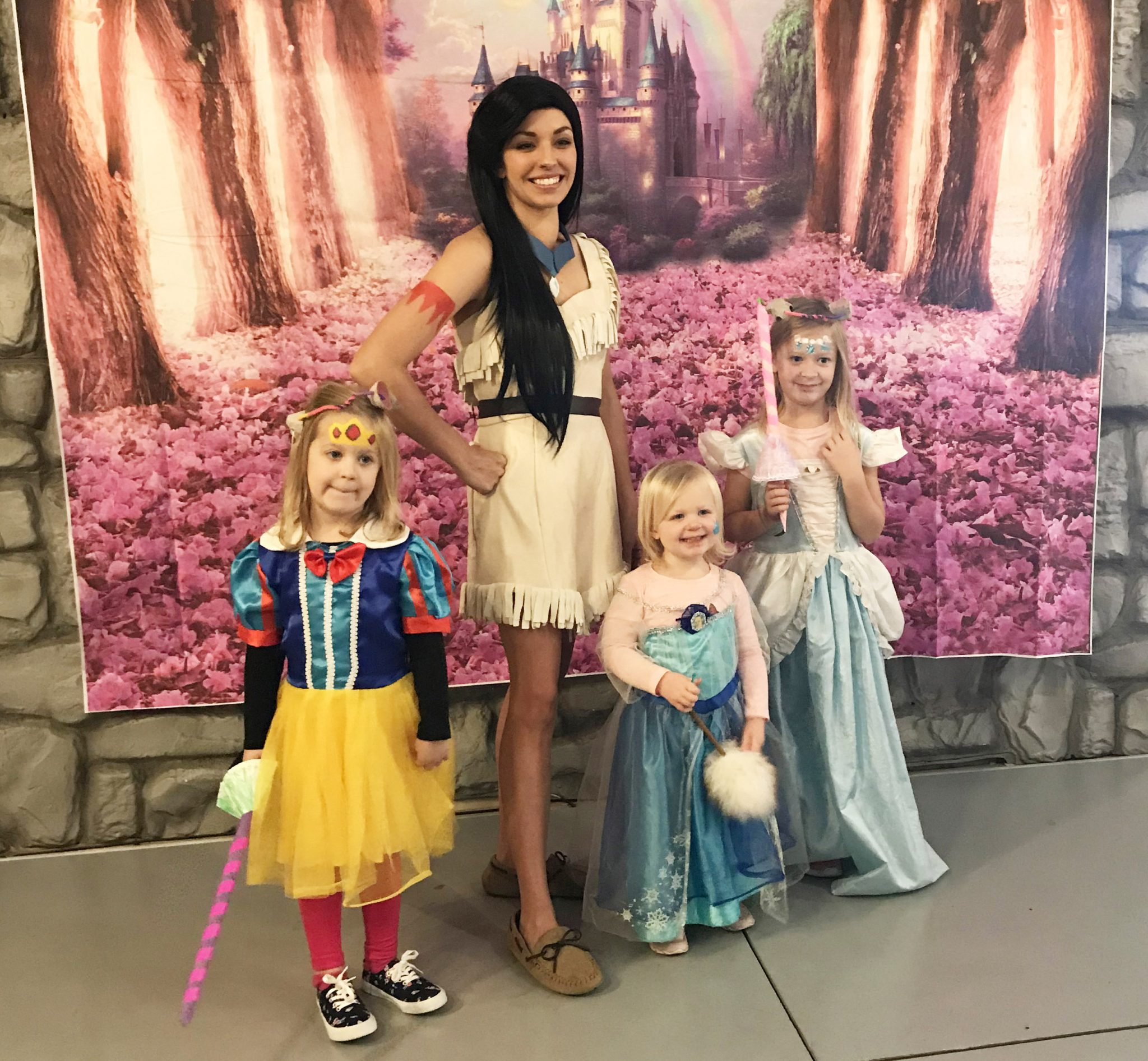 Local princesses invited to join Disney princesses at The Woodlands Children's Museum's Princess Day celebration, Friday Nov. 22