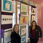 Making a Mark' at The Woodlands Children's Museum — Traveling exhibit features creative works by children affected by cancer