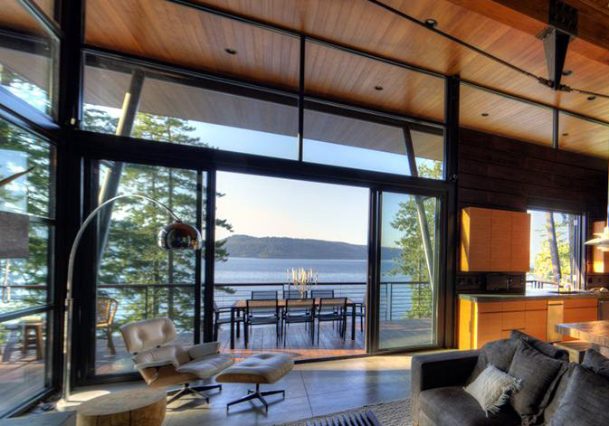 Glass Walls can be the root of radiant heating challenges