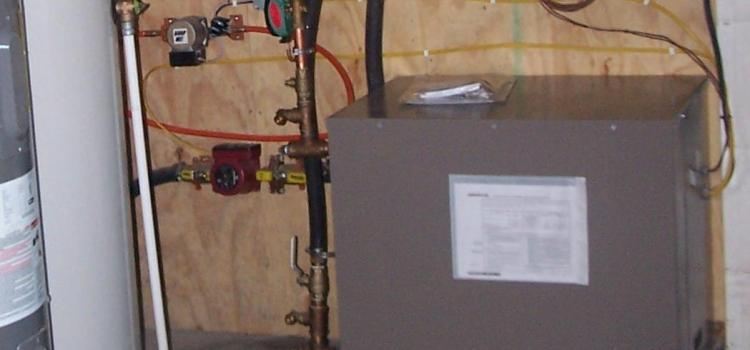 Buffer Tanks and Outdoor Reset for Hydronic Geothermal Heat Pump Systems