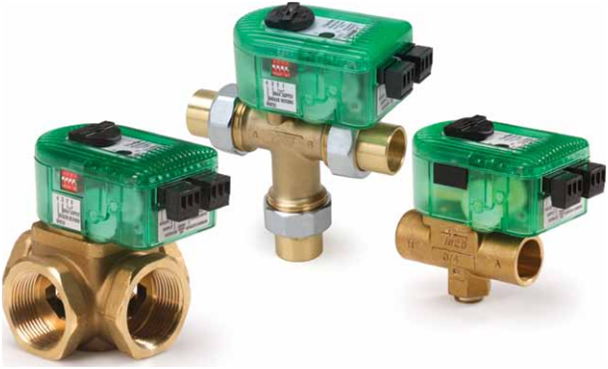 Mixing Valves-Radiant Flooring