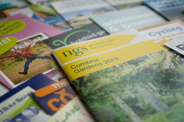 National Garden Scheme 2015 guide for Cumbria