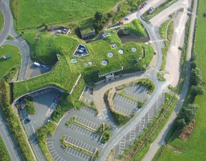 Rheged from the air