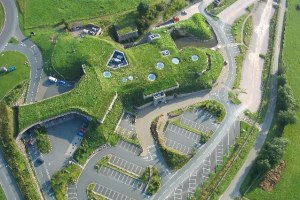 Rheged from above