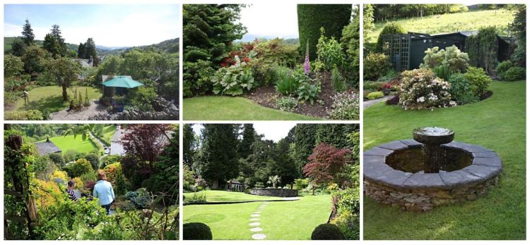 Troutbeck Garden Trail - images from previous trails