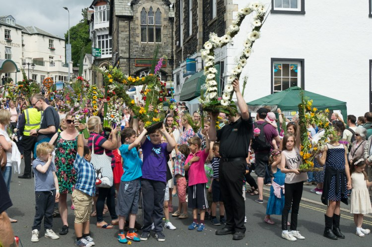 Raising the 'bearings'