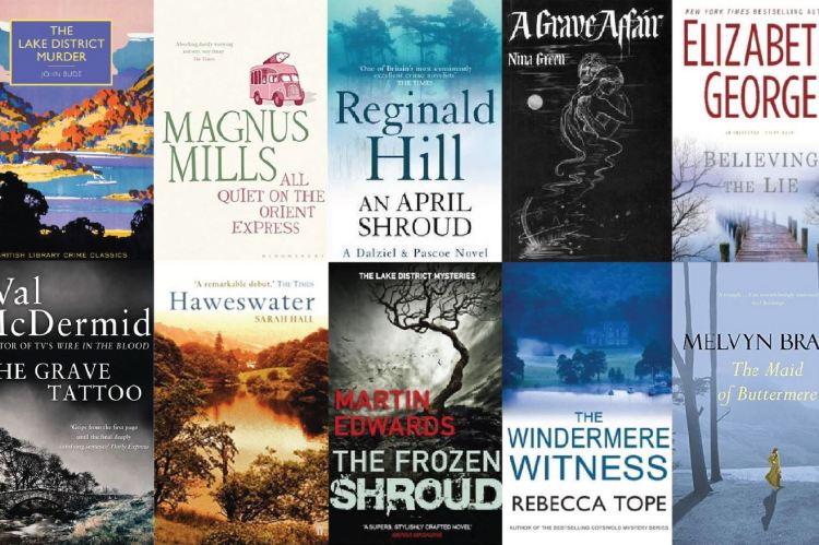 Novels set in the Lake District