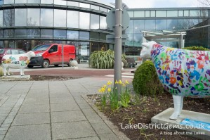 Go Herdwick at Lakeland Ltd in Windermere