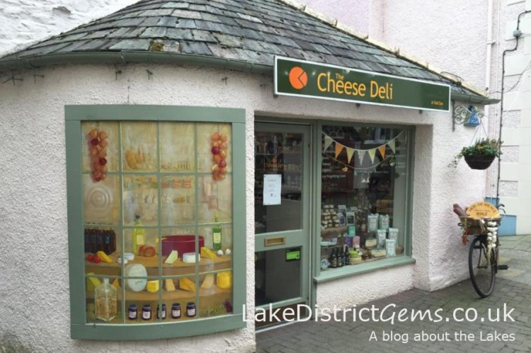 The Cheese Deli Keswick