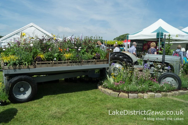Beetham Nurseries at the Holker Garden Festival 2016