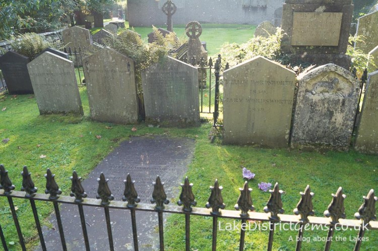 The Wordsworth Family Graves