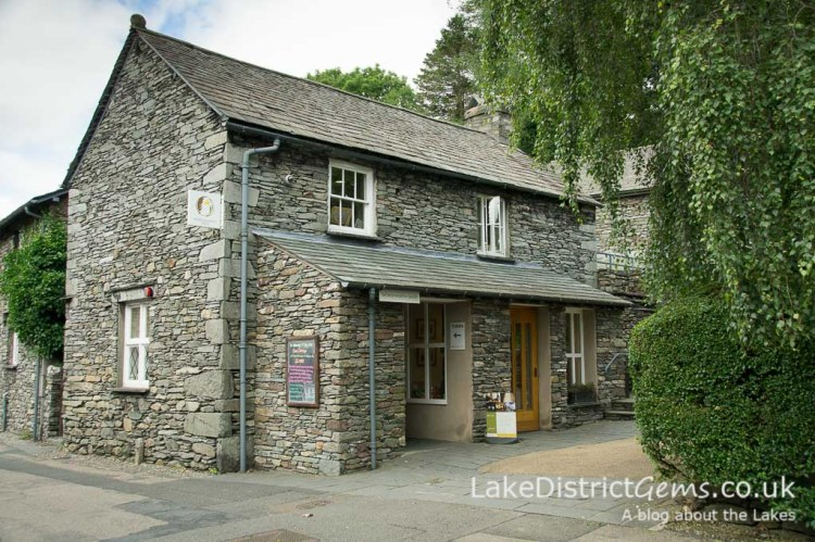 Dove Cottage and Wordsworth Museum, Grasmere
