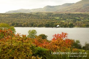 Coniston Water from Brantwood