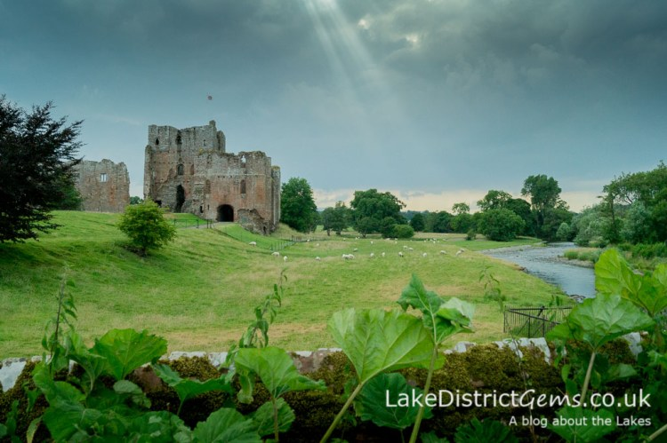English Heritage's Brougham Castle near Penrith