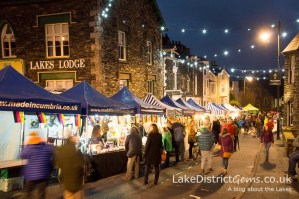 The Windermere Christmas Market