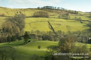 Troutbeck valley