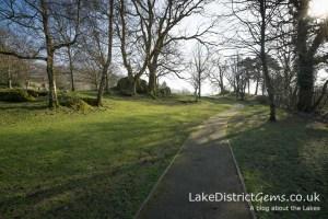 Borrans Park, Ambleside