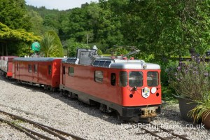 The Swiss at the Millerbeck Light Railway
