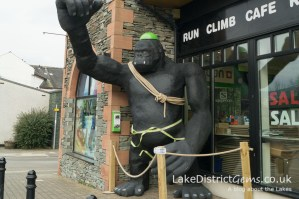 King Kong Climbing Centre in Keswick - things to do in Keswick
