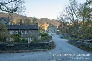 Elterwater village