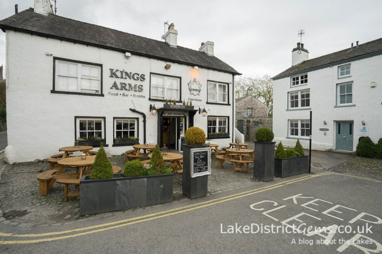 The King's Arms, Cartmel