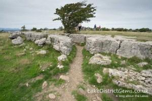 The walk to Hampsfell
