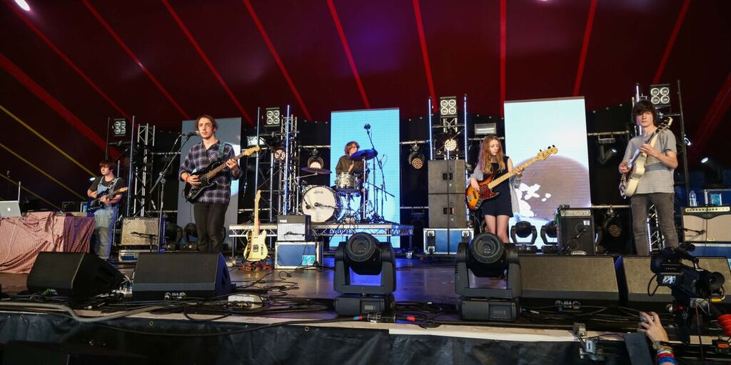 Open Lakefest at Eastnor Castle This August