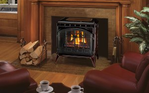 Fireplaces at Lake Fireplace and Spa