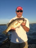 Lake Fork Picture | Big Bass Photo | Ozzie