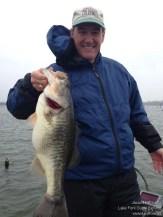 Lake Fork Picture | Big Bass Photo | Alan