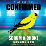 Scrum & Choke, Des Moines, IA, USA