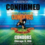 2018 Condors, Chicago, IL, USA
