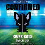 2018 River Rats, Elgin, IL, USA