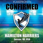 2018 Hamilton Harriers, Sussex, WI, USA