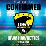 2018 Iowa Hawkettes, Iowa, USA