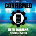 2018 Beer-Barians, Milwaukee, WI, USA