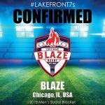 2018 Blaze, Chicago, IL, USA