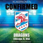 2018 Dragons, Chicago, IL, USA