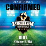 2018 Riot, Chicago, IL, USA