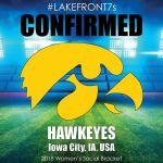 2018 Hawkeyes, Iowa City, IA, USA