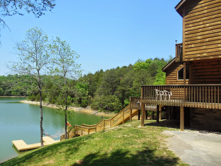 We Have Beautiful Lakefront Cabins On Douglas Lake, Some With Smoky  Mountain Views, And Large Lakefront Cabins And Retreats For Group Rentals  In East ...