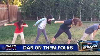 kids dabbing_